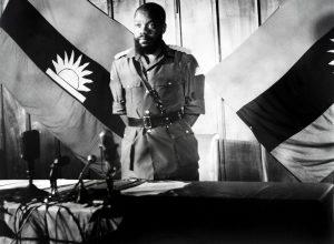 Odumegwu Emeka Ojukwu led the breakaway Republic of Biafra from 1967-1970 (AFP Photo/)