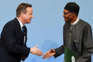 Buhari and Cameron