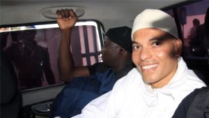 Karim Wade was sentenced to six years in prison and heavily fined for illegally accumulating at least $200m during his father's rule [File: AFP]