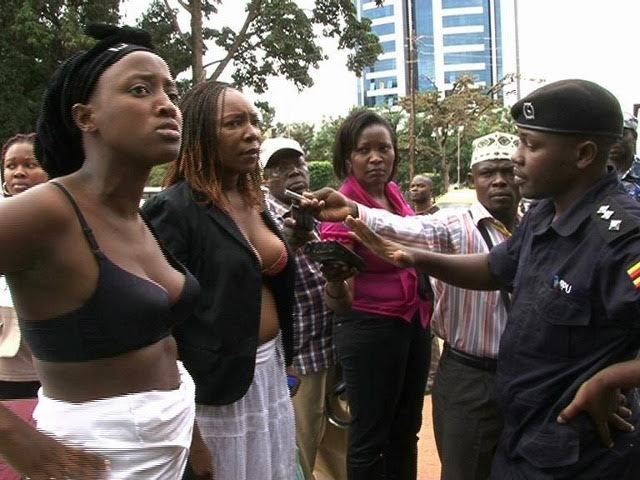 sexual harrassment in uganda