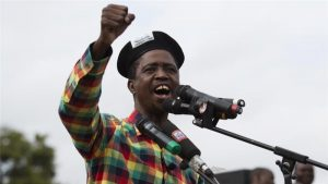 President Lungu has been in power for just over a year after winning a ballot triggered by the death of Michael Sata [Reuters]