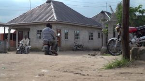 People in Bodo have used the compensation money to build new houses
