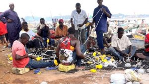 Illegal fishing operators are in effect stealing from some of the world's poorest people