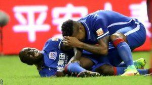 Demba Ba scored 43 Premier League goals for West Ham, Newcastle and Chelsea