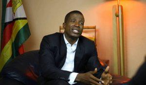 Former Zanu-PF activist William Mutumanje also known as Acie Lumumba