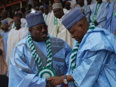Ali Modu Sheriff and Kashim Shettima