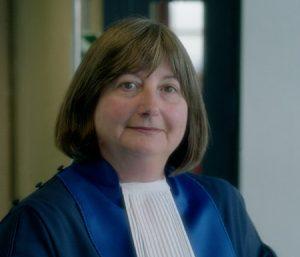 ICC President Judge Silvia Fernández de Gurmendi (Argentina)
