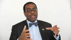 Dr. Akinwumi Adesina, AfDB President