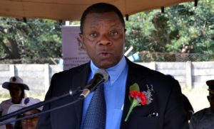 Deputy ICT Minister Dr Win Mlambo