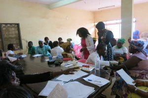 Value Health Africa staff at work