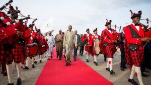 Has Buhari lost his image as an ascetic, no-nonsense leader? Credit: SaharaReporters.