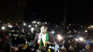 Zimbabwean protest pastor Evan Mawarire