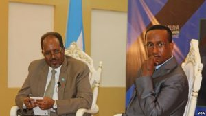 """Somalia President Hassan Sheikh Mohamoud tells a U.S. teenager, """"You can come back to Mogadishu -- nothing will happen to you."""""""