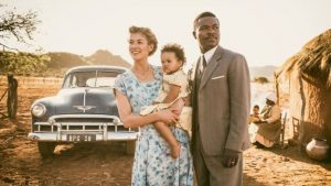 A United Kingdom stars David Oyelowo and Rosamund Pike