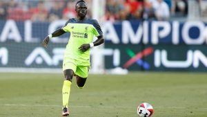 Sadio Mane signed for Liverpool for £34m ($45m), becoming Africa's most expensive player