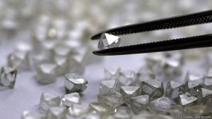 The discovery of diamonds in the 1960s has helped transform Botswana