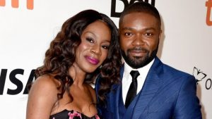 Amma Asante with David Oyelowo