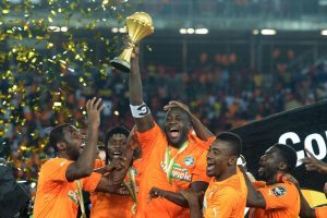 Ivory Coast defeated four-time champions Ghana after a penalty shootout in Equatorial Guinea last year to win the Africa Cup of Nations tournament a second time (AFP Photo/Khaled Desouki)