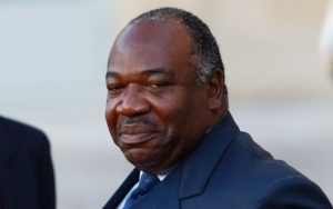 President Ali Bongo of Gabon is due to be honoured in Washington despite recent allegations of vote rigging and jailing opponents CREDIT: AP