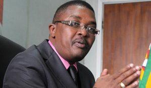 Dr Walter Mzembi