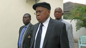 FILE - Opposition leader Etienne Tshisekedi says protests organized by the Rassemblement on September 19 in which more than 50 people died have been a warning to Kabila.