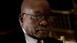 The report's findings could be highly damaging for Jacob Zuma