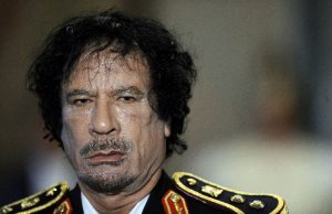 Five years after an uprising killed Libya's Moamer Kadhafi, residents in the chaos-wracked country's capital joke they have grown to miss the longtime dictator as the frustrations of daily life mount (AFP Photo/Filippo Monteforte)