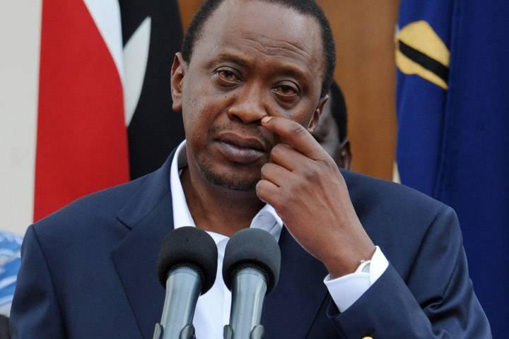 Image result for kenya president