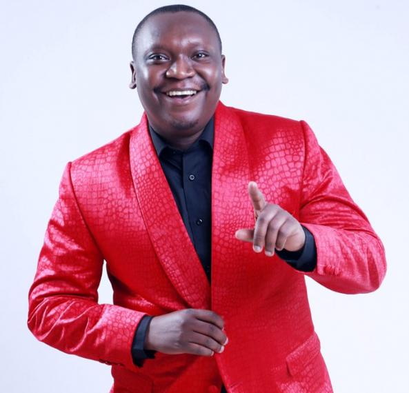 """Ugandan comedian Patrick Idringi—known as Salvado—is the only African contestant in the semifinals of the """"Funniest Person in the World"""" competition."""