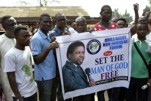 Nigeria's T.B. Joshua explains why his U.S. election prophecy WAS right