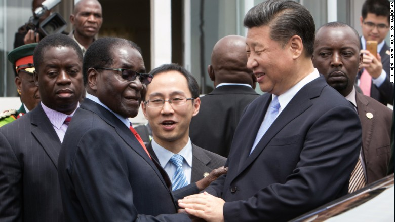 Image result for This is what Africans really think of the Chinese