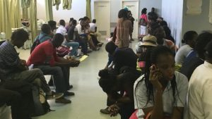 In public hospitals where the shortage of doctors is most felt, patients can wait in queues for hours