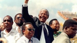 Nelson Mandela was regarded as one of the world's greatest statesman