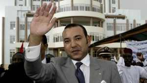 King Mohammed VI of Morocco has been touring Africa in support of his bid to rejoin the AU