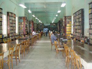 University of Khartoum Main Library. Credit: Book Aid International.