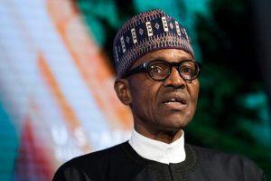 Mr Buhari promised to improve Nigeria's economy when he took office