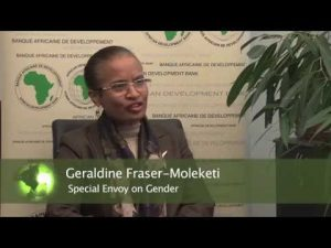 Geraldine Fraser-Moleketi
