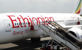When Ethiopian Airlines acquired its first Boeing 787 Dreamliner in August 2012, it became the second airline in the whole world to own and operate the long-range, mid-size widebody, twin-engine jet airliner. To power its fleet of 787 Dreamliners, Ethiopian Airlines purchased GE Aviation's GEnx engines. Ethiopian Airlines is the first airline in Africa to fly GEnx-powered Boeing 787 Dreamliner aircrafts.Photo Credit Boeing/Allafrica