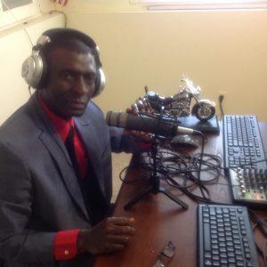 OEAS Secretary General Dr. Ebenezer Akwanga