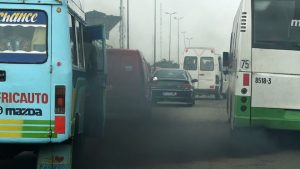 Sulphur particles in diesel emissions have been linked to a range of health problems