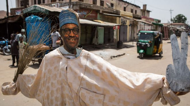 Muhammadu Buhari was the first opposition candidate to win a presidential election in Nigeria