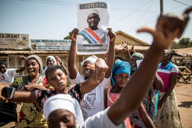 Adama Barrow's win in The Gambia has inspired many in Africa that a ballot revolution is possible