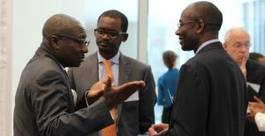 African Business Leaders at the recent IGD Frontier 100 Forum in Washington,DC