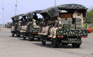 Photo: Premium Times Nigerian army.