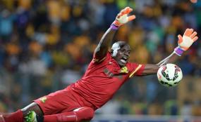 Denis Onyango is the first Ugandan athlete to be recognised internationally.Photo: Daily Monitor