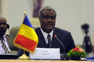 Faki, Chad's foreign minister since 2008, beat four other candidates [File: EPA]