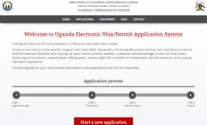 Uganda eVisa Platform