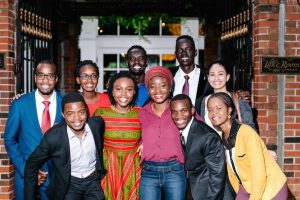 MasterCard Foundation Scholars 2016 (Credit: Jake Naughton for The MasterCard Foundation)