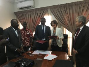 ENGIE signs an agreement for the development of Renewable Energies in Senegal