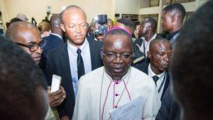 Archbishop Marcel Utembi said challenges still lay ahead